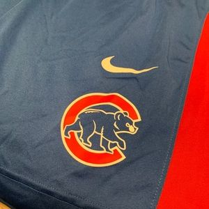 Nike Chicago Cubs shorts